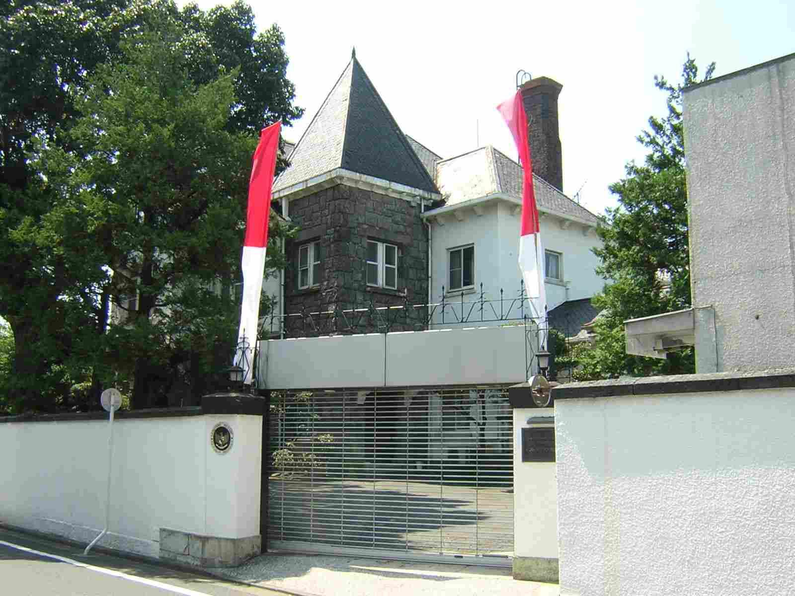 インドネシア大使館